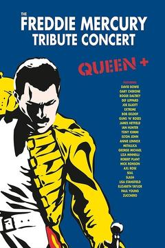Best Documentary Movies of 1992 : The Freddie Mercury Tribute Concert