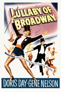 Best Music Movies of 1951 : Lullaby of Broadway