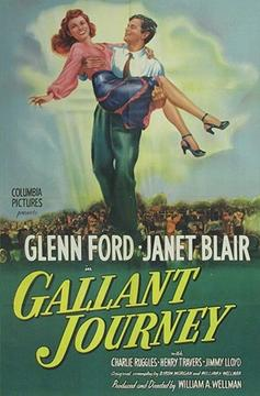 Best History Movies of 1946 : Gallant Journey