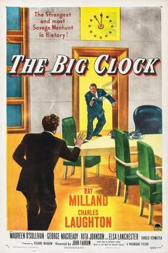 Best Drama Movies of 1948 : The Big Clock