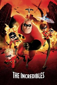 Best Animation Movies of 2004 : The Incredibles