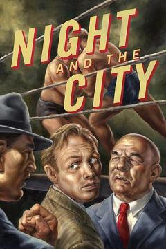 Best Thriller Movies of 1950 : Night and the City