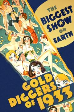 Best Comedy Movies of 1933 : Gold Diggers of 1933