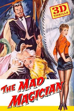 Best Thriller Movies of 1954 : The Mad Magician