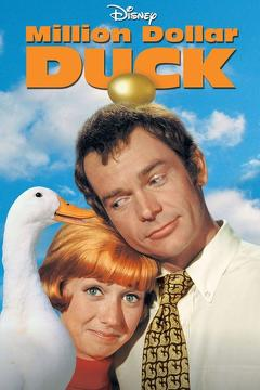 Best Family Movies of 1971 : The Million Dollar Duck