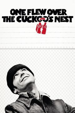 Best Drama Movies of 1975 : One Flew Over the Cuckoo's Nest