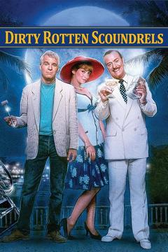 Best Crime Movies of 1988 : Dirty Rotten Scoundrels