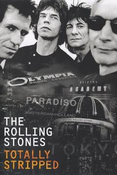 Best Documentary Movies of 1995 : The Rolling Stones: Totally Stripped