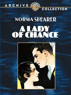 Best Comedy Movies of 1928 : A Lady of Chance