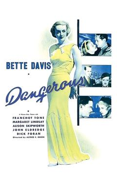 Best Drama Movies of 1935 : Dangerous