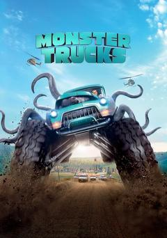 Best Science Fiction Movies of 2016 : Monster Trucks