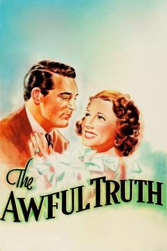 Best Comedy Movies of 1937 : The Awful Truth