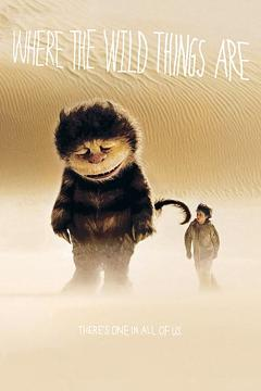 Best Science Fiction Movies of 2009 : Where the Wild Things Are
