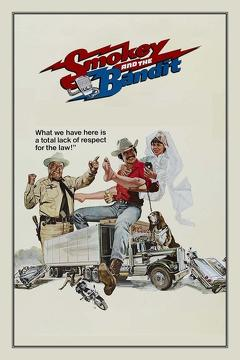 Best Comedy Movies of 1977 : Smokey and the Bandit