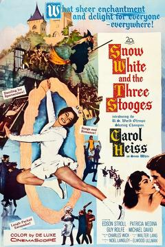 Best Fantasy Movies of 1961 : Snow White and the Three Stooges