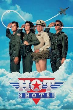 Best Comedy Movies of 1991 : Hot Shots!