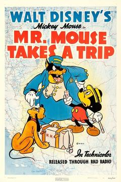 Best Family Movies of 1940 : Mr. Mouse Takes a Trip