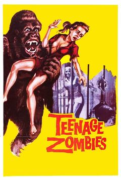 Best Science Fiction Movies of 1960 : Teenage Zombies