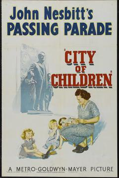 Best Documentary Movies of 1949 : City of Children