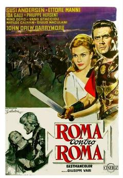 Best Adventure Movies of 1964 : Rome Against Rome