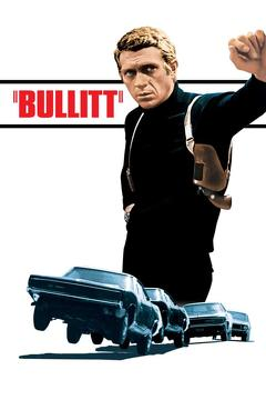Best Thriller Movies of 1968 : Bullitt