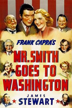 Best Comedy Movies of 1939 : Mr. Smith Goes to Washington