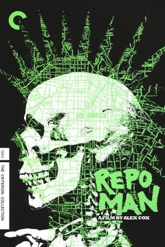 Best Science Fiction Movies of 1984 : Repo Man