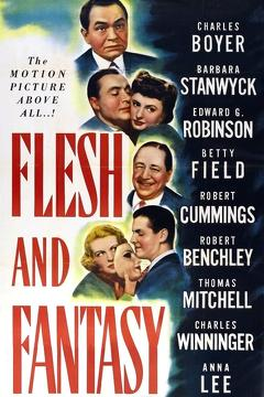 Best Fantasy Movies of 1943 : Flesh and Fantasy