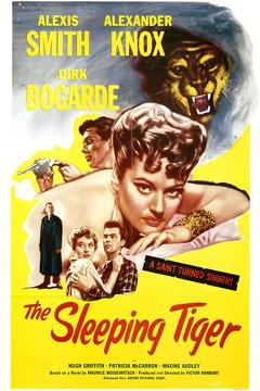 Best Thriller Movies of 1954 : The Sleeping Tiger