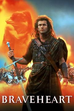 Best Action Movies of 1995 : Braveheart