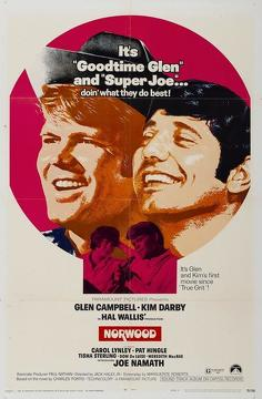 Best Comedy Movies of 1970 : Norwood