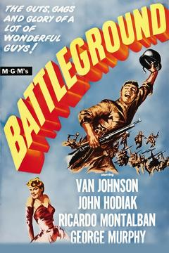 Best Adventure Movies of 1949 : Battleground