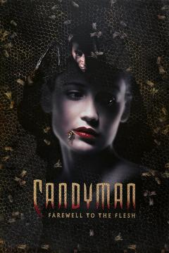 Best Horror Movies of 1995 : Candyman: Farewell to the Flesh