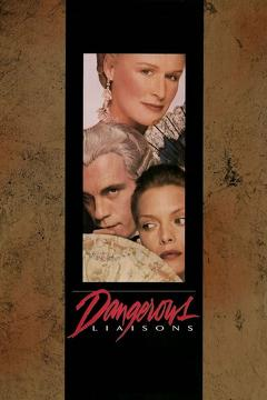 Best Drama Movies of 1988 : Dangerous Liaisons