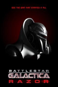 Best Science Fiction Movies of 2007 : Battlestar Galactica: Razor