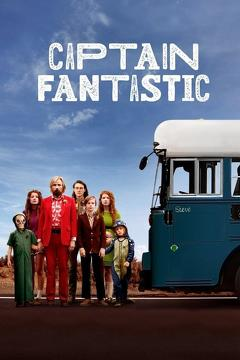 Best Adventure Movies of 2016 : Captain Fantastic