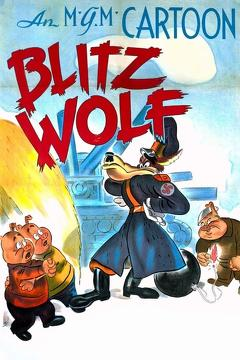 Best Animation Movies of 1942 : Blitz Wolf
