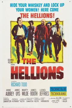 Best Western Movies of 1961 : The Hellions