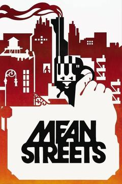 Best Drama Movies of 1973 : Mean Streets
