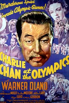 Best Action Movies of 1937 : Charlie Chan at the Olympics