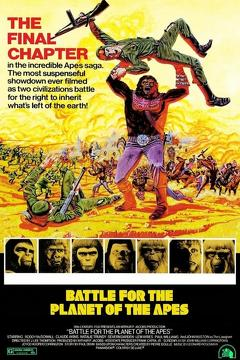 Best Action Movies of 1973 : Battle for the Planet of the Apes