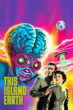 Best Horror Movies of 1955 : This Island Earth