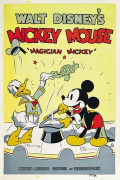 Best Animation Movies of 1937 : Magician Mickey