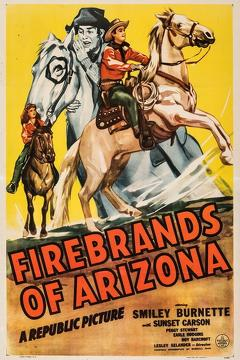 Best Western Movies of 1944 : Firebrands Of Arizona