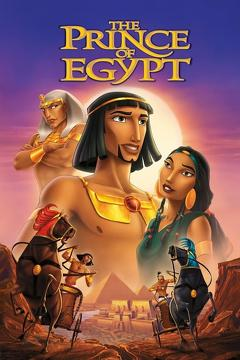 Best Adventure Movies of 1998 : The Prince of Egypt