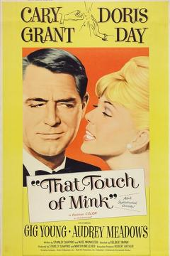 Best Comedy Movies of 1962 : That Touch of Mink