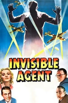 Best Adventure Movies of 1942 : Invisible Agent