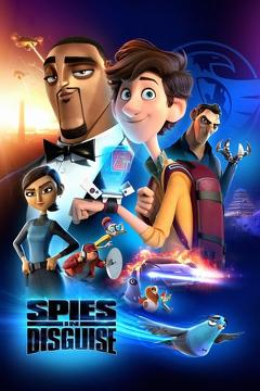 Best Adventure Movies of 2019 : Spies in Disguise
