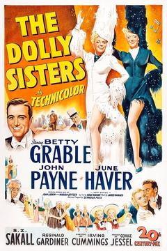 Best Music Movies of 1945 : The Dolly Sisters