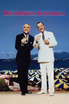 Best Comedy Movies of 1988 : Dirty Rotten Scoundrels